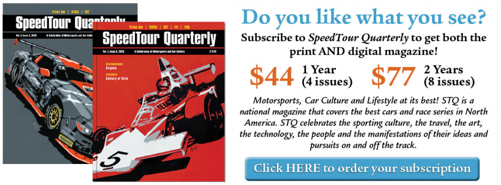 speedtour magazine