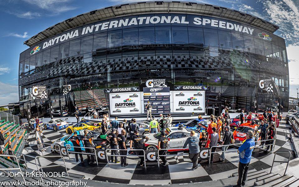 Daytona international