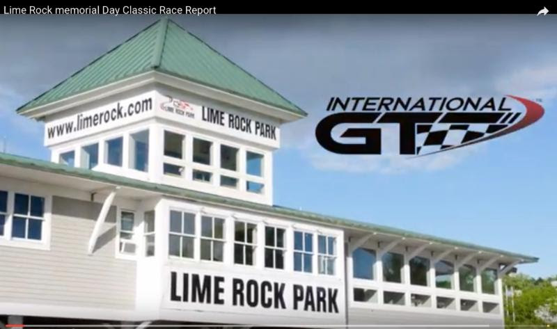 Lime Rock race